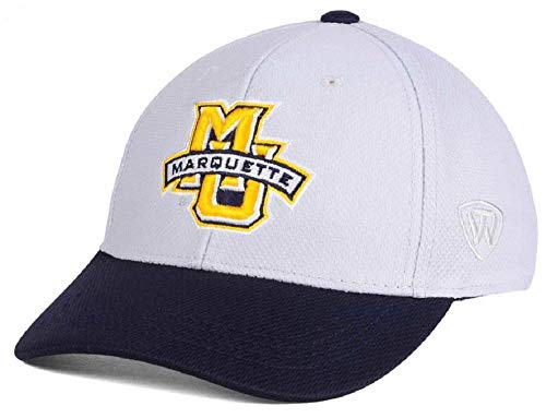 Top of the World Marquette Golden Eagles NCAA Youth Mission Stretch Cap
