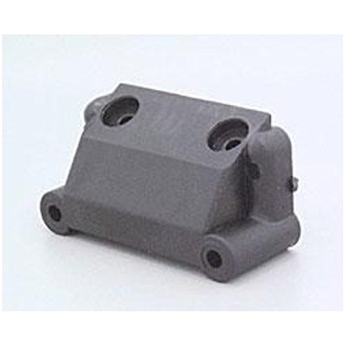 Team Associated 9125 Front Nylon Bulkhead (Bulkhead Nylon)