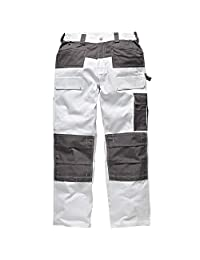 Dickies Grafter Mens Work Wear Duo Tone Trousers with Resistant Fabric
