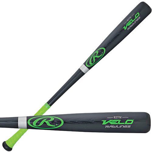 Rawlings Velo R271V-33 Wood Baseball Bats 33