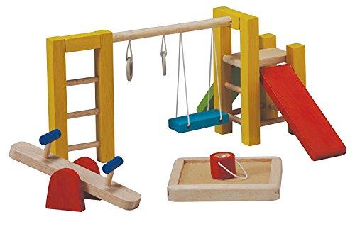 Plan Toys Playground (Dollhouse Swing)
