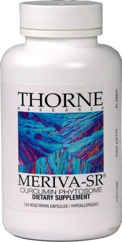 Thorne Research - Meriva-SR - 120ct [Santé et beauté]