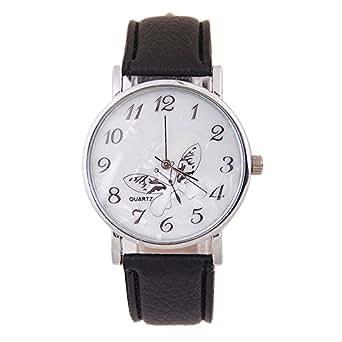 Coconano Relojes Mujer Baratos, Relojes de Señora En Relieve Banda Mariposa: Amazon.es: Ropa y accesorios