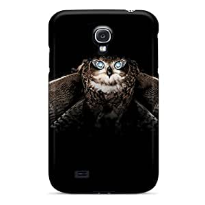 Top Quality Case Cover For Galaxy S4 Case With Nice Owl Appearance