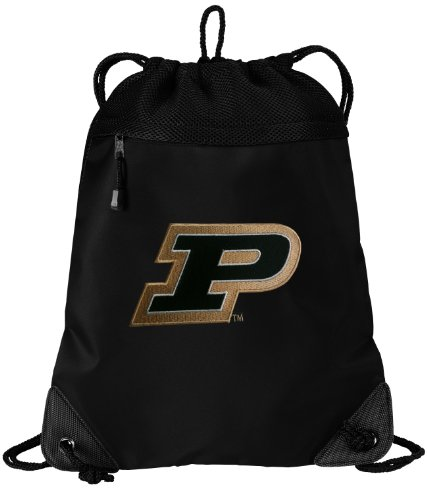 Purdue Drawstring Bag Purdue University Cinch Pack Backpack UNIQUE MESH & MICROFIBER (Backpack Drawstring Microfiber)