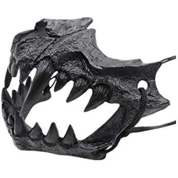 Amazon.com: YWILLINK Halloween Props Role Cosplay mask Resin ...