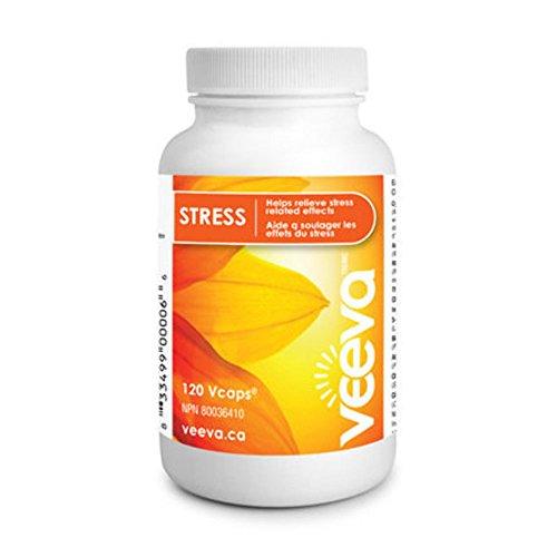 Veeva Stress Formula 120 Vcaps
