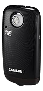 Samsung HMX-E10 1080P Pocket Camcorder with 270-Degree Swivel Lens (Black) (Discontinued by Manufacturer)