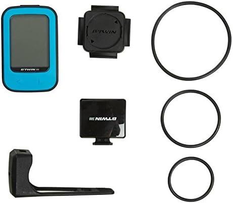 Btwin 100 - Computadora de Bicicleta con Cable: Amazon.es ...