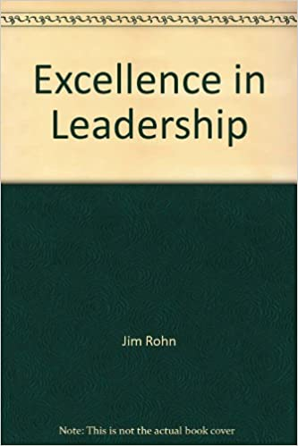 Excellence in Leadership 1
