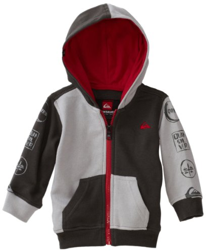Quiksilver Baby Boys' Quads Hoodie