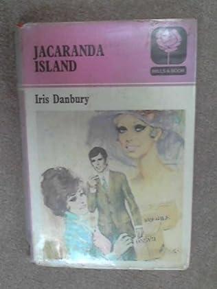 book cover of Jacaranda Island