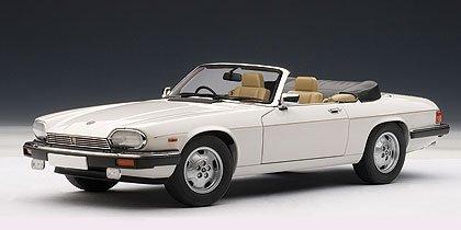 Jaguar XJ-S Cabriolet White 1/18 by Autoart 73571 by AUTOart (Image #2)