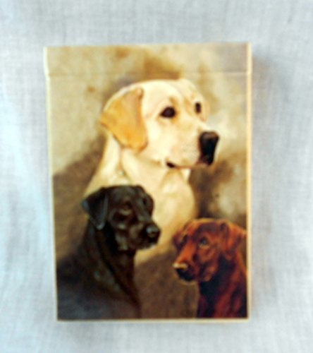 Dog Playing Cards - Labrador Retriever Dog Playing Cards by Best Friends Ruth Maystead