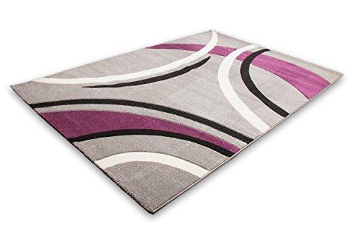 Tappeto Da Salotto Rosa : Tappeto da salotto dal design moderno motivo archi colore