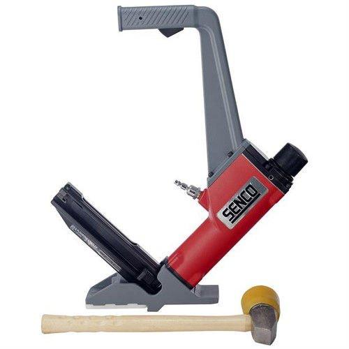 Senco SHFS200 HW 2-Inch Mallet Actuated Hardwood Flooring Stapler - 8D0002N