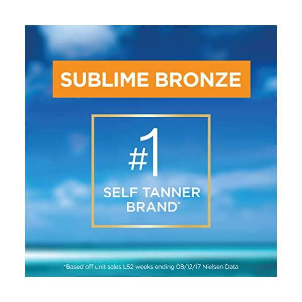 Self Tanner, L'Oreal Paris Skincare Sublime Bronze Sunless Tanning Towelettes, Fast-Drying, Streak-Free Self-Tanner…
