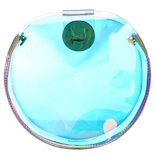 pour Xixik Unique Taille Femme bandoulière Sac Transparent ExR0qF8w