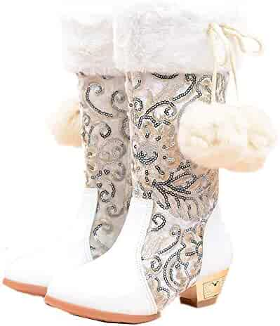 1cf7322b42ce3 Shopping Knee-high - $25 to $50 - White - Boots - Shoes - Girls ...