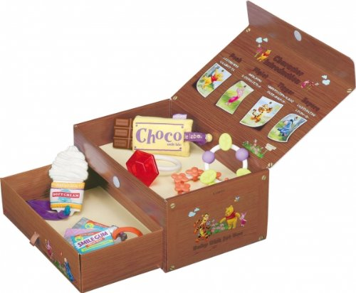 Combi Winnie the Pooh Baby Food Dish set Feeding dish box set by Combi (Image #6)