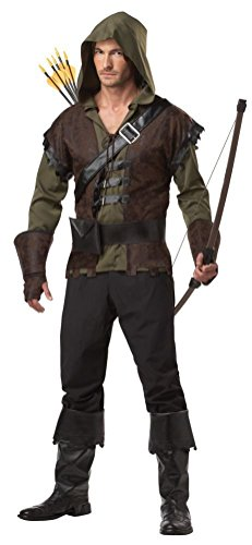 POPLife Renaissance Robin Hood Arrow Medieval Adult Costume ()