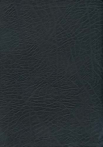 The NASB, MacArthur Study Bible, Large Print, Bonded Leather, Black, Thumb Indexed: Holy Bible, New American Standard Bible