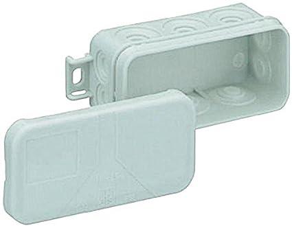 Spelsberg Mini 25-L Polietileno, Polipropileno (PP) caja de conexión eléctrica -
