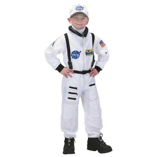 Jr. Astronaut Suit Costume - X-Large