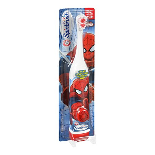 ARM & HAMMER™ Spinbrush™ Pro Clean™ Battery Toothbrush - Replacement Heads - Soft Dentists recommend that you replace the head of your battery toothbrush every three months. 92 Reviews.