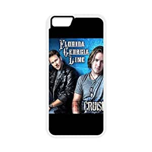 iPhone 6 Plus 5.5 Inch Case Image Of Florida Georgia Line YGRDZ22433 Cell Phone Cases Cover Durable Plastic