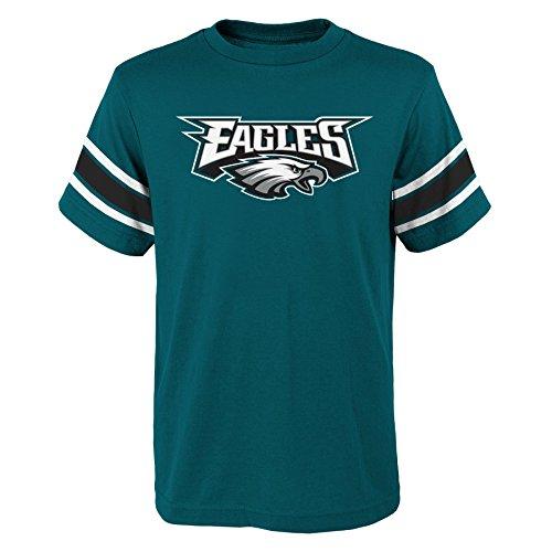 nfl-philadelphia-eagles-boys-loyal-fan-short-sleeve-tee-jade-medium-10-12