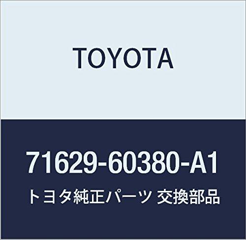 TOYOTA Genuine 71629-60380-A1 Seat Cushion Hinge Cover