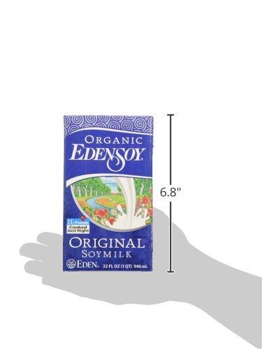 Eden Foods, Soy Milk Original Organic, 32 Fl Oz by Eden (Image #8)