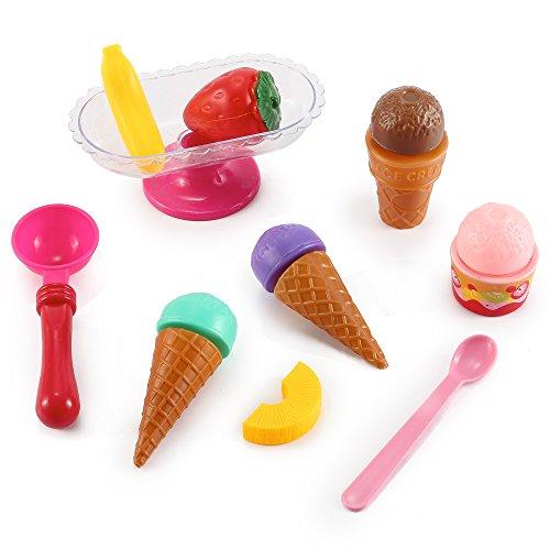 Ice Cream Sundae Party Fruits