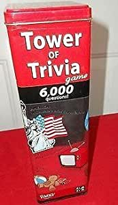 Tower of Trivia Game - 6,000 Questions! by Fundex