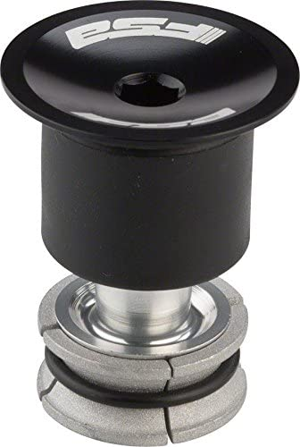"Whisky Compression Plug 1-1//8/"" Black"