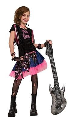 Rubie's Pink Rock Girl Costume