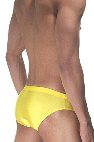 VAN BAAM Badeslip (gelb)
