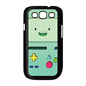 Beemo Adventure Time Custom Cover Case with Hard Shell Protection for Samsung Galaxy S3 I9300 Case lxa#294694