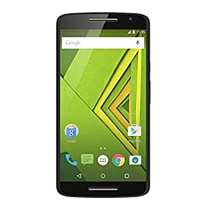 "Motorola Moto X Play - Smartphone de 5.5"" (Full HD, 4G, 1.7 GHz Octa Core, 2 GB RAM, 16 GB, cámaras de 21/5 MP, Android 6) color negro"