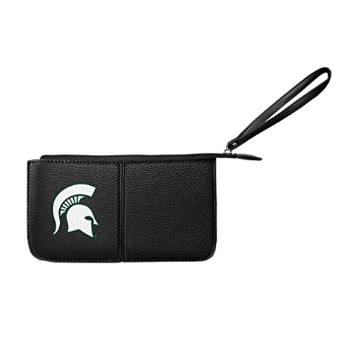 NCAA Michigan State Spartans Pebble Wristlet ()