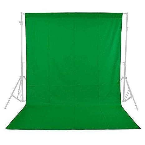 Phot-R® - Fondo Croma de Color Verde para Estudio de ...