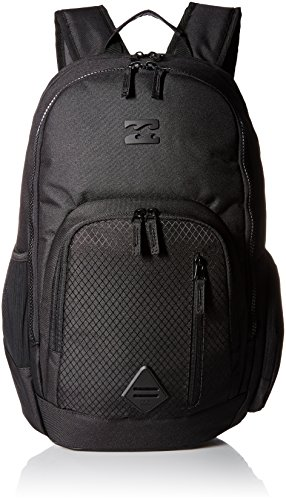 Billabong Men's Classic School Command Backpack, Stealth Black, One Size from Billabong