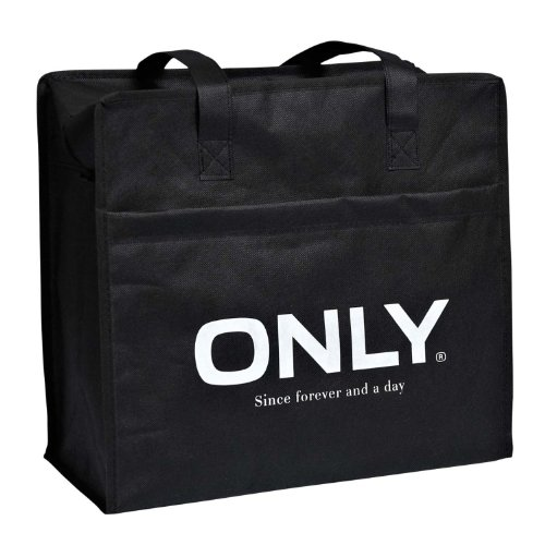 Only Shoppingbag / Strandtasche / Einkaufstasche, Farbe:black