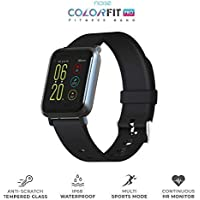 Noise ColorFit Pro Fitness Band | Bluetooth Smart Band with Detachable Strap | Wide Screen Waterproof | Sports and Activity Tracker | Camera and Music Control Features for Android and iOS Devices