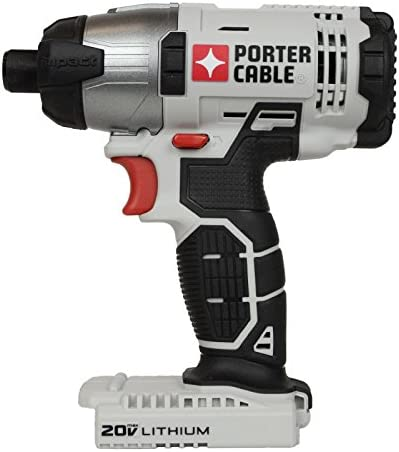 Porter Cable 20v Max Lithium Ion 1 4 Hex Impact Driver PCC641 Bare Tool