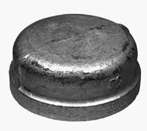 """Muellar #511-410bc 3"""" Galvanized Cap"""