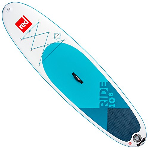 Red Paddle Co. 2018 Red RIDE Stand Up Paddleboard 10'6 by RED Paddle