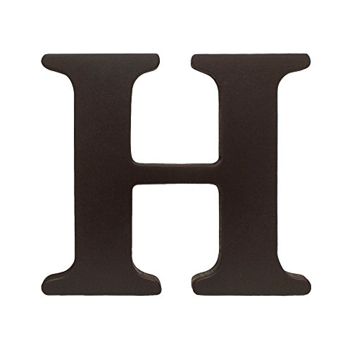 Letter h wall decor for Decoration 5 letters