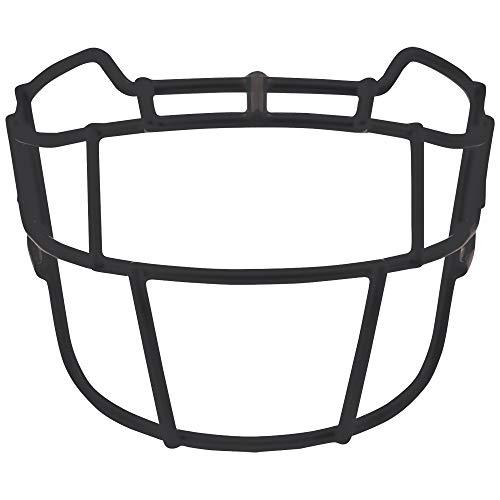 Schutt Sports VEGOP TRAD Carbon Steel Vengeance Varsity Football Faceguard, Black